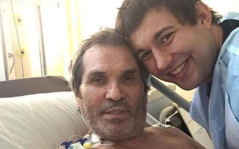 Алибасов-младший планирует реабилитировать отца за границей