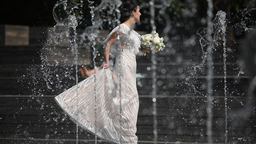 Стали известны города России с наибольшим числом невест