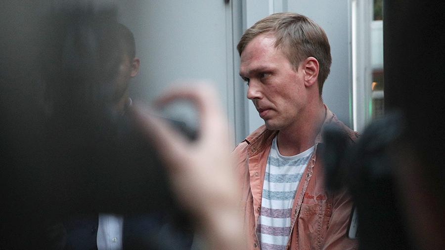 Путин назвал произволом дело против Голунова