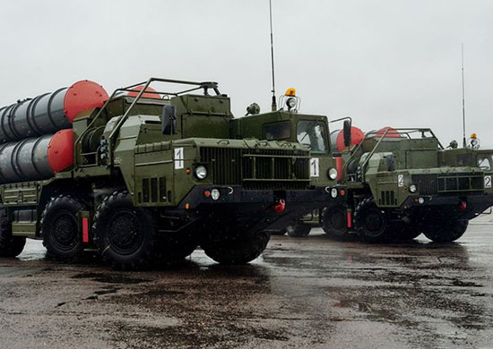 Эффективность русской системы ПВО выросла на 10%