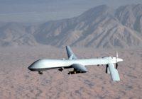 Иран сообщил о сбитом американском беспилотнике