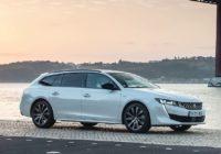 Peugeot запустил продажи 508 SW