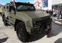 «Тайфун» в горах: разведчики пересядут на новый бронеавтомобиль