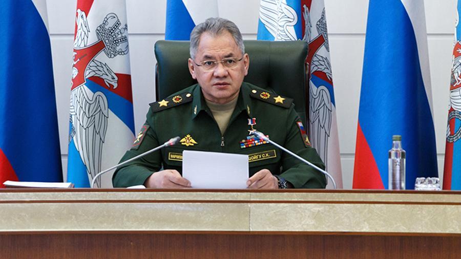 Шойгу жестко раскритиковал призыв главы Минобороны ФРГ говорить с Россией с позиции силы