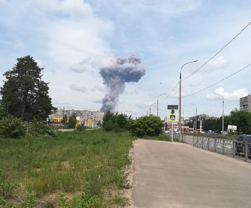 Взрыв в Дзержинске: СМИ сообщили о 19 пострадавших