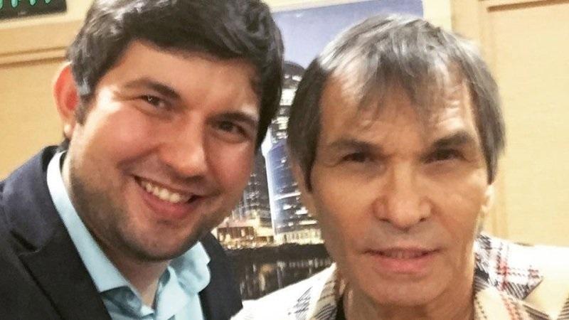 Алибасов-младший рассказал о проблемах отца
