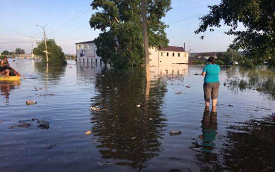 потоп иркутск