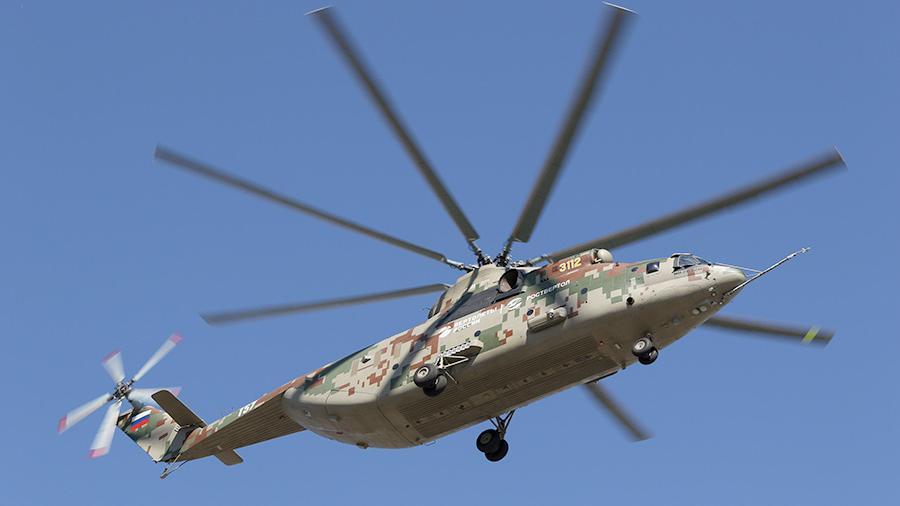 Россия бросает в Арктику тяжелую авиацию