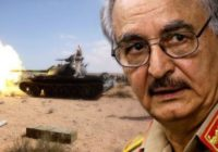 Хафтар снова повел армию на Триполи