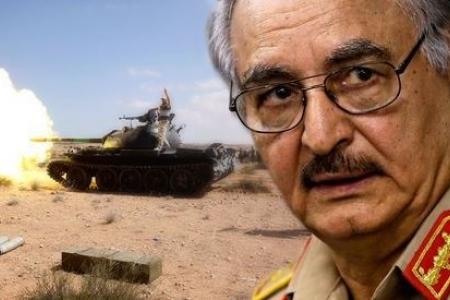 Россия усилила военное присутствие в Ливии
