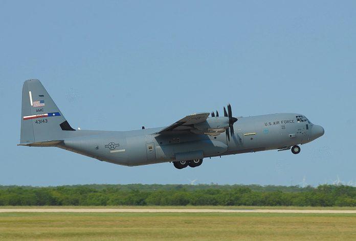 В Одессу прибыли самолеты НАТО с личным составом и военной техникой