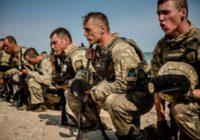 Морпехи ВСУ устроили бунт в Донбассе