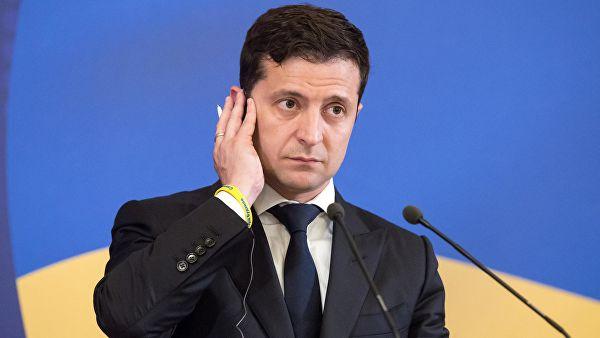 Зеленский выступит с обращением к украинцам на тему Крыма и Донбасса