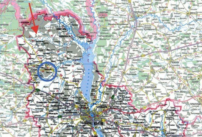 Украинская армия собралась дать бой России в Чернобыле