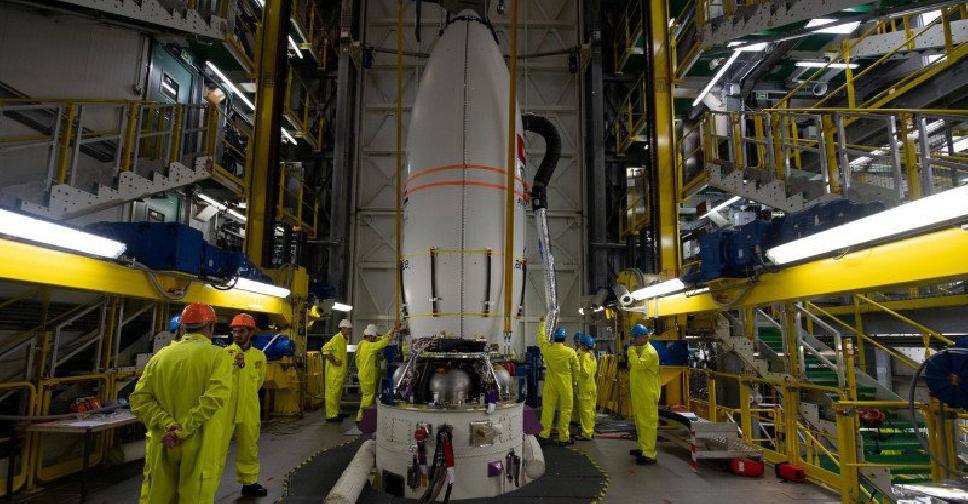 Запуск европейской ракеты-носителя с военным спутником ОАЭ завершился неудачей