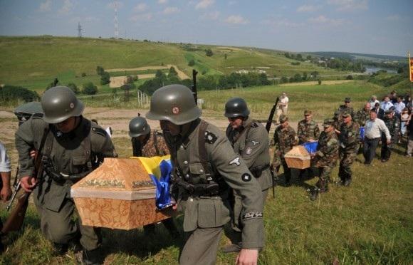 На Украине умер воевавший против Донбасса боевик «Правого сектора»*