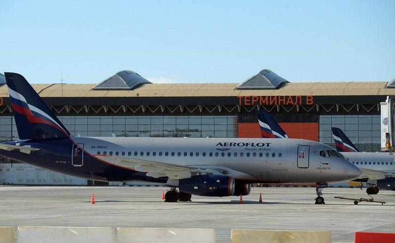 «Аэрофлот» отменил несколько рейсов из Москвы в Прагу