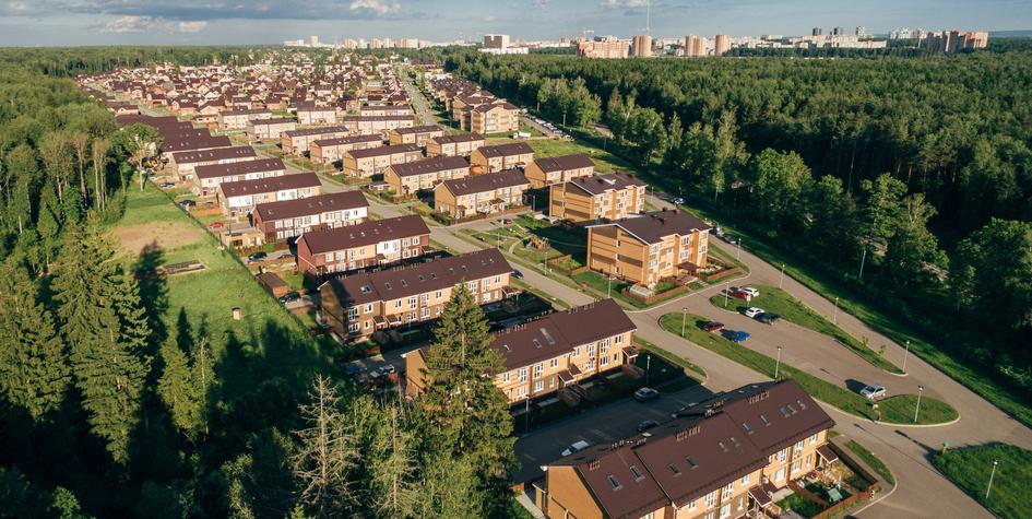 Риелторы предсказали рост цен на загородное жилье в Подмосковье