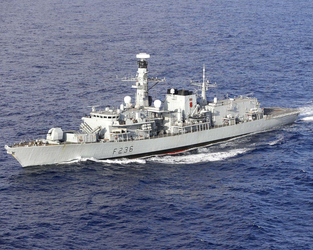 Британия заявила Ирану протест в связи с попыткой захвата своего танкера