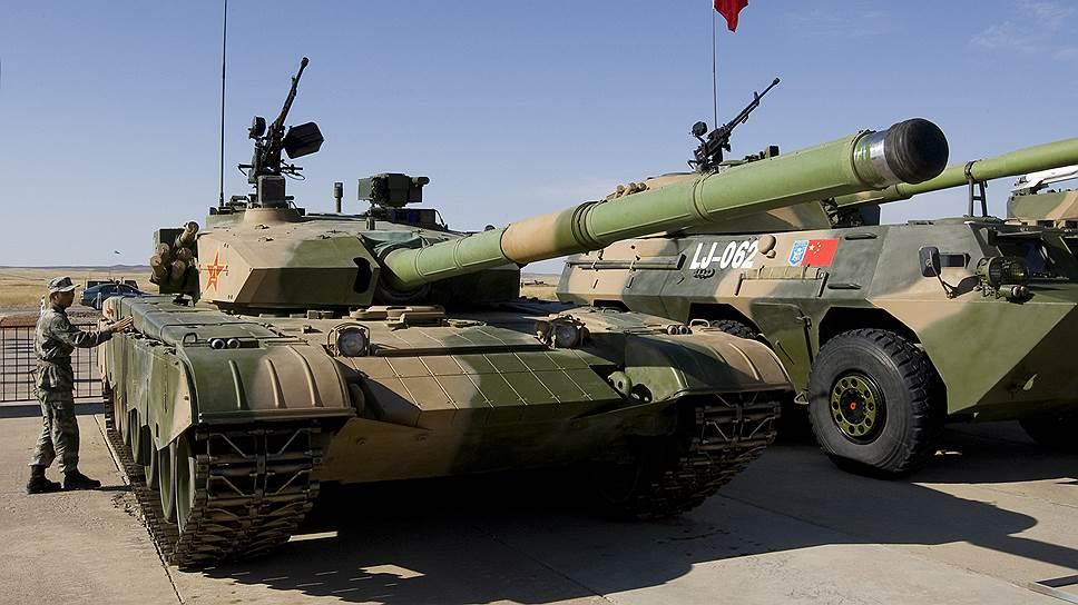 Армия Китая: от новых танков до ядерного оружия