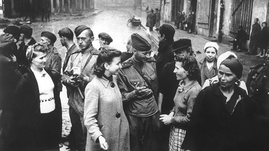 Минобороны рассекретило документы об освобождении Вильнюса