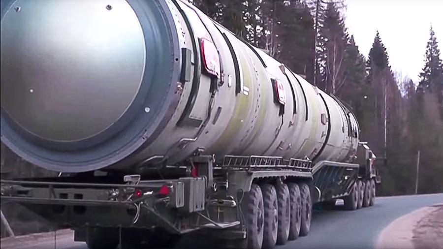 Завершающие испытания комплекса «Сармат» запланированы на конец 2020 года