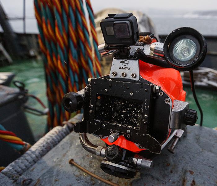 Названа первая версия гибели моряков при пожаре на глубоководной станции