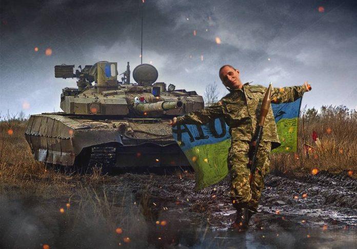 Военная полиция задержала в Донбассе 19 пьяных танкистов ВСУ
