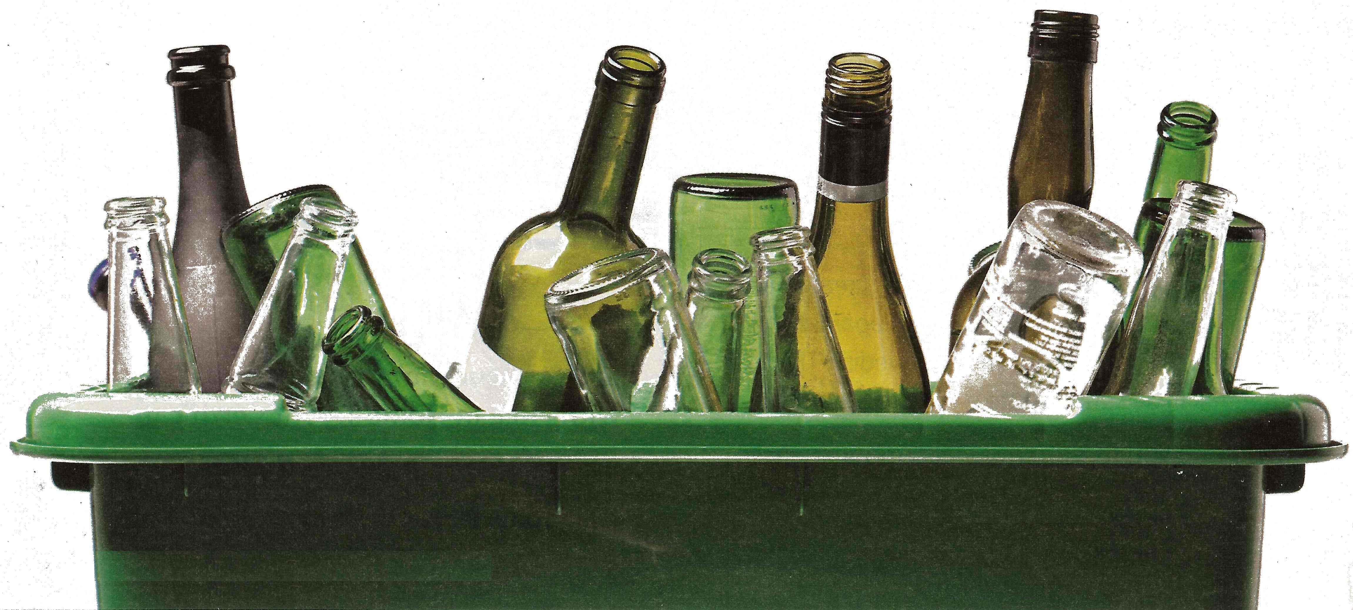 Бутылки на любой вкус и цвет — от типовых до эксклюзивных