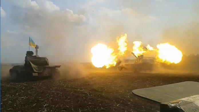 Украинские военные подорвали собственную позицию, есть убитые