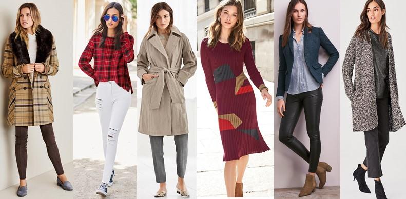 Осенний гардероб: чем наполнить шкаф?