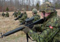 Власти Канады начали поставки летального оружия на Украину