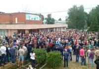 Суд наказал жителей Чемодановки за митинг на трассе