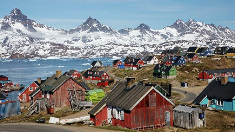 США хотят вновь открыть консульство в Гренландии