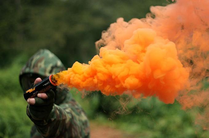 Националисты сожгли украинских военных в Донбассе