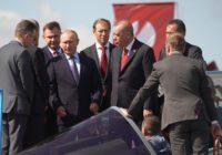 Эрдоган не исключил покупку Су-35 и Су-57 вместо F-35