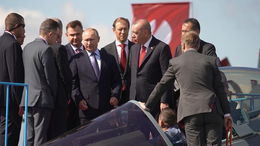Американцы наложили на Турцию санкции за русское оружие