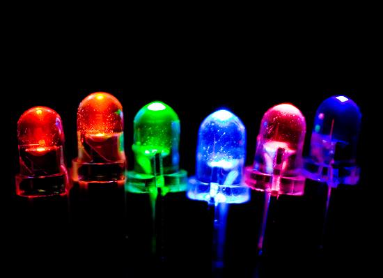 Синие светодиоды – новое из обретение российских учёных