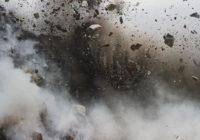 Под Донецком двое украинских боевиков подорвались на мине, один погиб