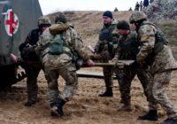 Под Горловкой двое боевиков 59-й бригады ВСУ погибли от взрыва миномета