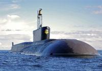 ВМФ России в 2020 году получит сразу шесть подлодок