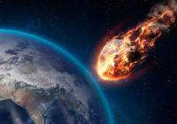 Астероид размером с пирамиду Хеопса летит в сторону Земли