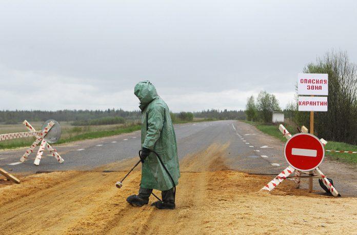 В украинской армии зафиксировали вспышку чумы