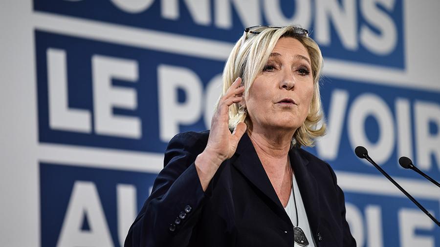 Новый курс на Россию. Марин Ле Пен опять идет в президенты Франции