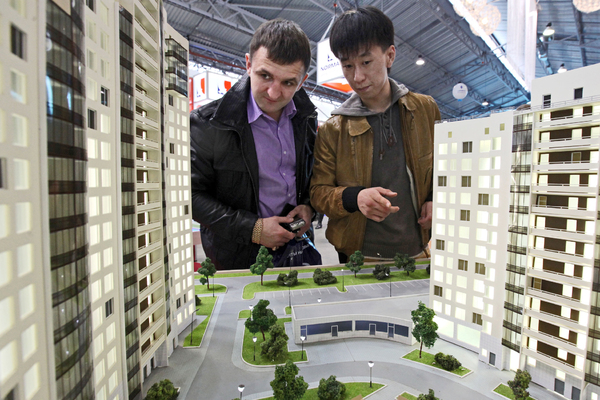 В России подешевела ипотека