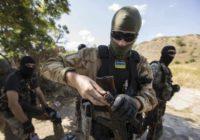 Наемница из «Айдара» подорвала гранату при попытке задержания сотрудниками СБУ
