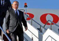 Путин призвал россиян не зацикливаться на Украине