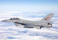 Норвежские F-16 вновь встретились в воздухе с российскими самолетами