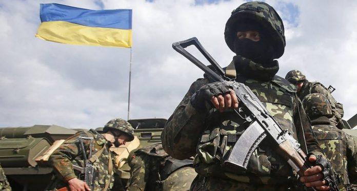 «Правый сектор»* обстрелял автомобиль комбрига 128-й бригады ВСУ в Донбассе
