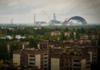 Украина тренирует бойцов Нацгвардии в Чернобыльской зоне